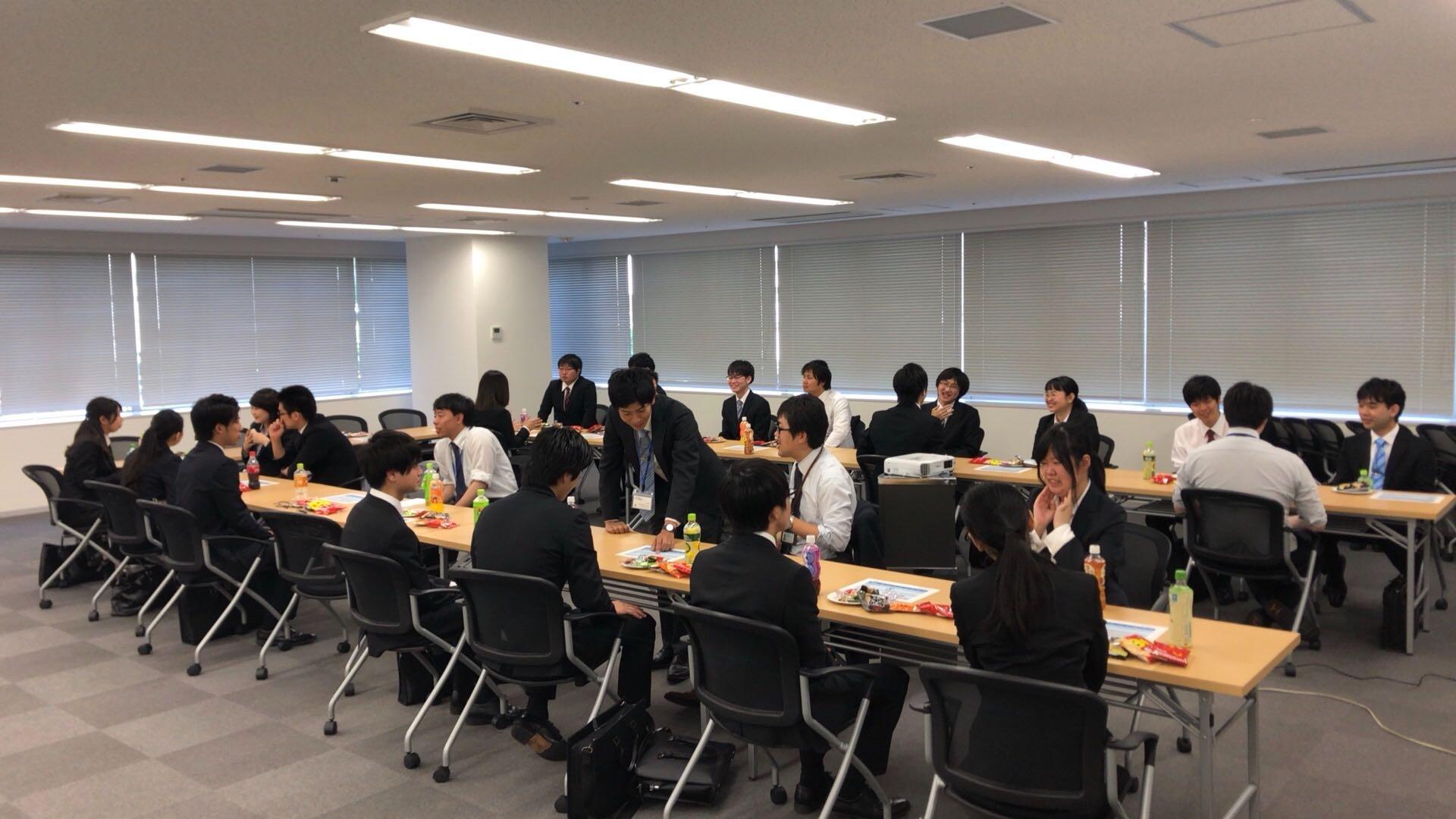 【2020新卒採用】TCDT先輩社員交流会