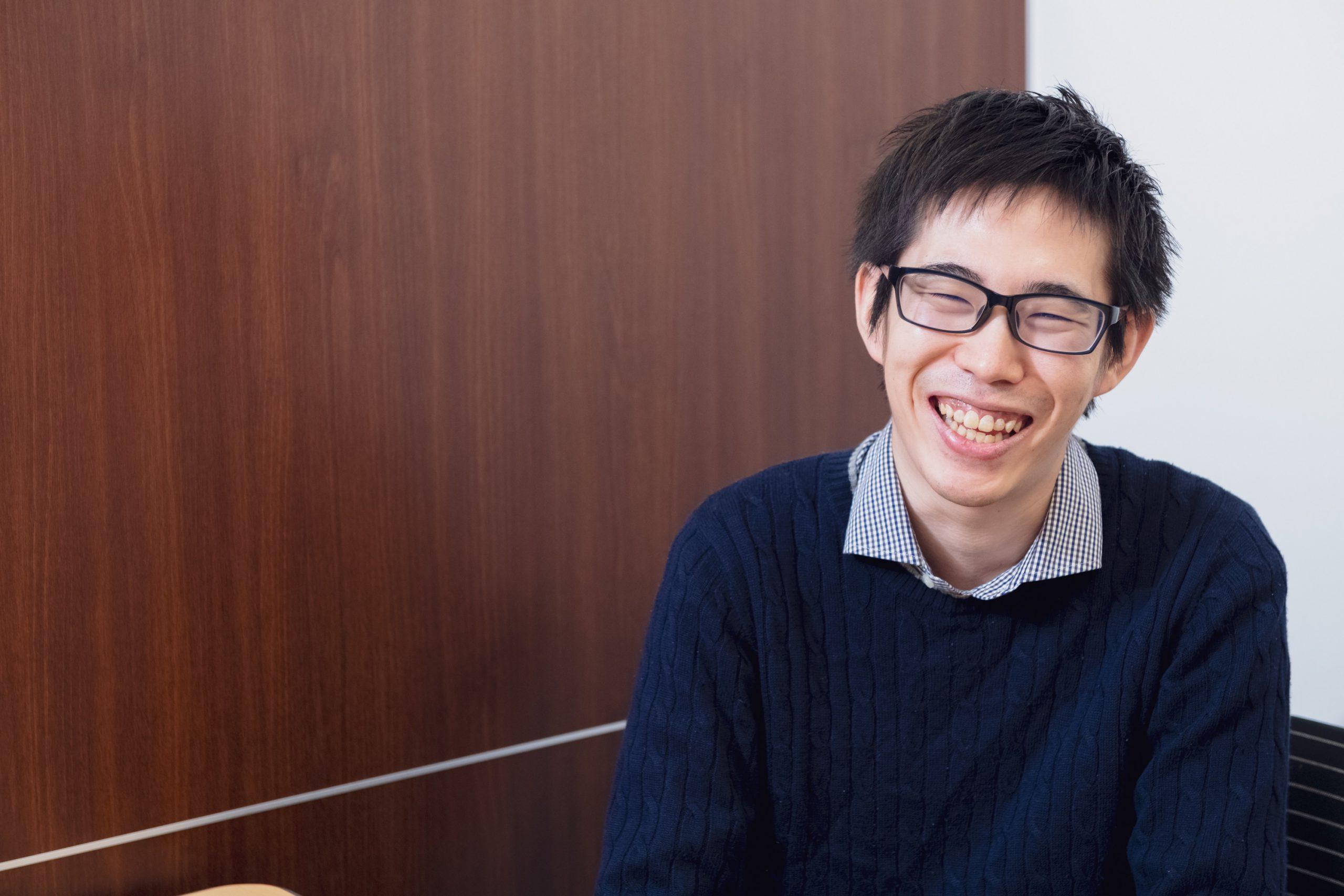 小葉松 宏尚(2014年新卒入社)